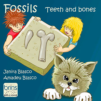 Fossils. Teeht and bones