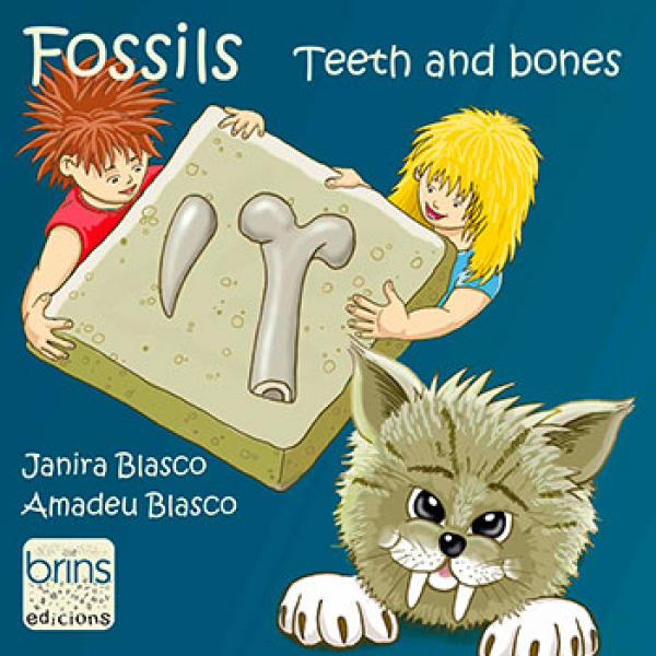 Fossils. Teeth and bones